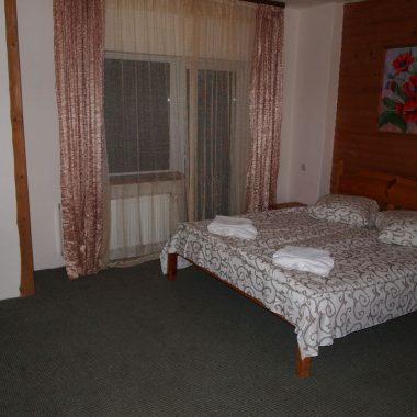 Двомісний номер готель