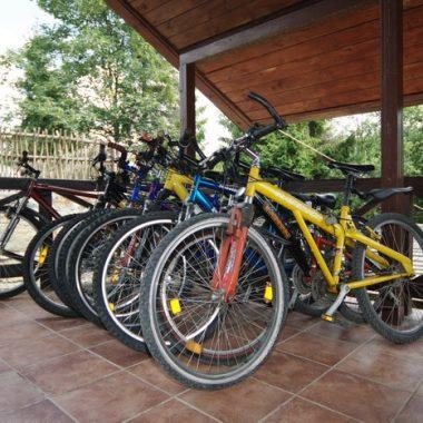 Прокат гірських велосипедів