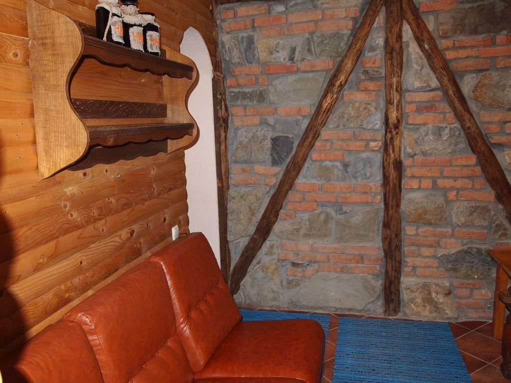 Кімната відпочинку (передбанник) у саунi